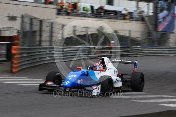 World © Octane Photographic Ltd. Formula 1 - Monaco Formula Renault Eurocup Practice. Aleksandr Vartanyan – JD Motorsport. Monaco, Monte Carlo. Thursday 25th May 2017. Digital Ref: