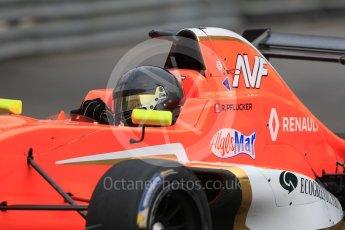 World © Octane Photographic Ltd. Formula 1 - Monaco Formula Renault Eurocup Practice. Rodrigo Pflucker – AVF. Monaco, Monte Carlo. Thursday 25th May 2017. Digital Ref: