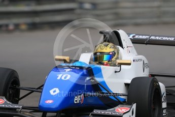 World © Octane Photographic Ltd. Formula 1 - Monaco Formula Renault Eurocup Practice. Robert Shwartzman – R-ace GP. Monaco, Monte Carlo. Thursday 25th May 2017. Digital Ref: