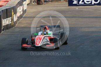 World © Octane Photographic Ltd. Formula 1 - Monaco Formula Renault Eurocup Qualifying. Frank Bird – Fortec Motorsports. Monaco, Monte Carlo. Friday 26th May 2017. Digital Ref:
