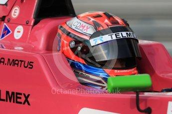 World © Octane Photographic Ltd. Formula 1 - Monaco Formula Renault Eurocup Qualifying. Axel Matus[ – AVF. Monaco, Monte Carlo. Friday 26th May 2017. Digital Ref: