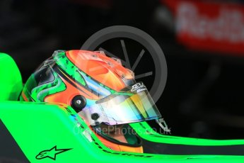 World © Octane Photographic Ltd. Formula 1 - Monaco Formula Renault Eurocup Qualifying. Sacha Fenestraz - Josef Kaufmann Racing. Monaco, Monte Carlo. Friday 26th May 2017. Digital Ref: