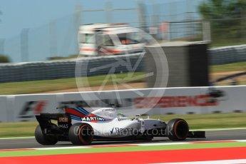 World © Octane Photographic Ltd. Formula 1 - Spanish Grand Prix - Practice 1. Felipe Massa - Williams Martini Racing FW40. Circuit de Barcelona - Catalunya. Friday 12th May 2017. Digital Ref: 1810CB1L8137