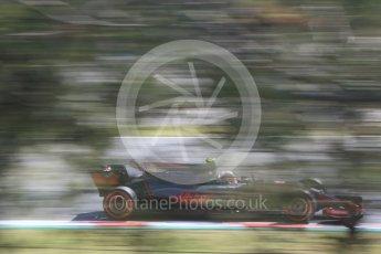 World © Octane Photographic Ltd. Formula 1 - Spanish Grand Prix - Practice 1. Kevin Magnussen - Haas F1 Team VF-17. Circuit de Barcelona - Catalunya. Friday 12th May 2017. Digital Ref: 1810CB7D4042