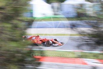 World © Octane Photographic Ltd. Formula 1 - Spanish Grand Prix - Practice 1. Kimi Raikkonen - Scuderia Ferrari SF70H. Circuit de Barcelona - Catalunya. Friday 12th May 2017. Digital Ref: 1810CB7D4159