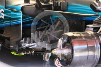 World © Octane Photographic Ltd. Formula 1 - Spanish Grand Prix Practice 1. Mercedes AMG Petronas F1 W08 EQ Energy+. Circuit de Barcelona - Catalunya, Spain. Friday 12th May 2017. Digital Ref: 1810CB7D4281