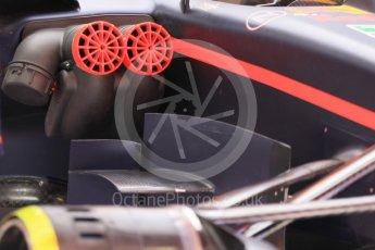 World © Octane Photographic Ltd. Formula 1 - Spanish Grand Prix Practice 1. Red Bull Racing RB13. Circuit de Barcelona - Catalunya, Spain. Friday 12th May 2017. Digital Ref: 1810CB7D4317