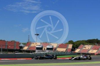 World © Octane Photographic Ltd. Formula 1 - Spanish Grand Prix - Practice 1. Lewis Hamilton - Mercedes AMG Petronas F1 W08 EQ Energy+. Circuit de Barcelona - Catalunya. Friday 12th May 2017. Digital Ref: 1810LB2D7597