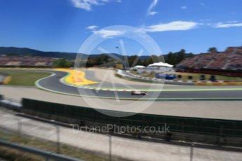 World © Octane Photographic Ltd. Formula 1 - Spanish Grand Prix Race. Esteban Ocon - Sahara Force India VJM10. Circuit de Barcelona - Catalunya, Spain. Sunday 14th May 2017. Digital Ref:1825LB2D9076