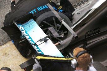 World © Octane Photographic Ltd. Formula 1 winter test 1, Mercedes AMG Petronas F1 W08 EQ Energy+ - Valtteri Bottas. Circuit de Barcelona-Catalunya. Monday 27th February 2017. Digital Ref :1780CB1D6205