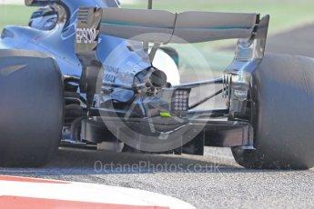 World © Octane Photographic Ltd. Formula 1 winter test 1, Mercedes AMG Petronas F1 W08 EQ Energy+ - Valtteri Bottas. Circuit de Barcelona-Catalunya. Monday 27th February 2017. Digital Ref :1780CB1D6423