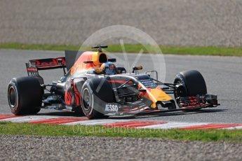 World © Octane Photographic Ltd. Formula 1 - Winter Test 1. Daniel Ricciardo - Red Bull Racing RB13. Circuit de Barcelona-Catalunya. Monday 27th February 2017. Digital Ref :1780CB1D6664