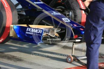 World © Octane Photographic Ltd. Formula 1 - Winter Test 1. Marcus Ericsson - Sauber F1 Team C36. Circuit de Barcelona-Catalunya. Monday 27th February 2017. Digital Ref : 1780LB5D7543