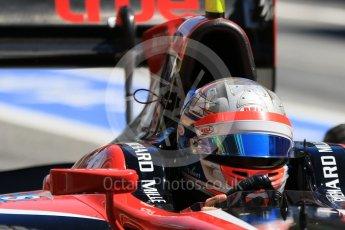 World © Octane Photographic Ltd. FIA Formula 2 (F2) - Practice. Alexander Albon – ART Grand Prix. Circuit de Barcelona - Catalunya, Spain. Friday 12th May 2017. Digital Ref: 1811CB7D4445