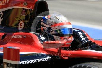 World © Octane Photographic Ltd. FIA Formula 2 (F2) - Practice. Alexander Albon – ART Grand Prix. Circuit de Barcelona - Catalunya, Spain. Friday 12th May 2017. Digital Ref: 1811CB7D4452