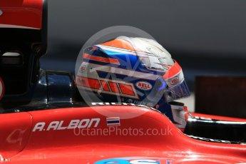 World © Octane Photographic Ltd. FIA Formula 2 (F2) - Practice. Alexander Albon – ART Grand Prix. Circuit de Barcelona - Catalunya, Spain. Friday 12th May 2017. Digital Ref: 1811CB7D4456