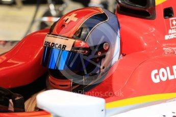 World © Octane Photographic Ltd. FIA Formula 2 (F2) - Practice. Ralph Boschung – Campos Racing. Circuit de Barcelona - Catalunya, Spain. Friday 12th May 2017. Digital Ref:1811CB7D4505