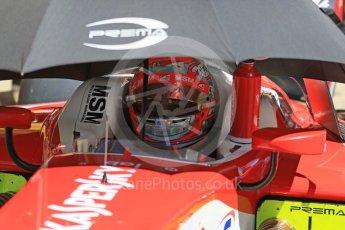 World © Octane Photographic Ltd. FIA Formula 2 (F2) - Practice. Antonio Fuoco – Prema Racing. Circuit de Barcelona - Catalunya, Spain. Friday 12th May 2017. Digital Ref: 1811CB7D4541