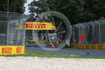 World © Octane Photographic Ltd. Formula 1 - Australian Grand Prix - Practice 1. Fernando Alonso - McLaren Honda MCL32. Albert Park Circuit. Friday 24th March 2017. Digital Ref: 1793LB2D4156