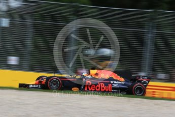 World © Octane Photographic Ltd. Formula 1 - Australian Grand Prix - Practice 1. Daniel Ricciardo - Red Bull Racing RB13. Albert Park Circuit. Friday 24th March 2017. Digital Ref: 1793LB2D4278
