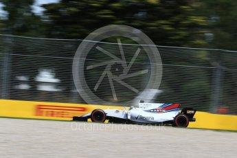 World © Octane Photographic Ltd. Formula 1 - Australian Grand Prix - Practice 1. Felipe Massa - Williams Martini Racing FW40. Albert Park Circuit. Friday 24th March 2017. Digital Ref: 1793LB2D4290