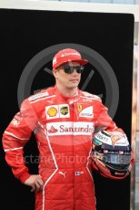 World © Octane Photographic Ltd. Formula 1 - Australian Grand Prix - FIA Driver Photo Call. Kimi Raikkonen - Scuderia Ferrari SF70H. Albert Park Circuit. Thursday 23rd March 2017. Digital Ref: 1790LB1D8514