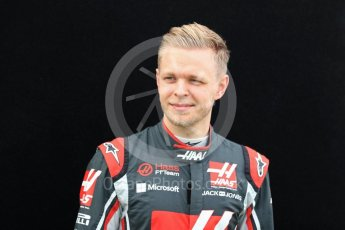 World © Octane Photographic Ltd. Formula 1 - Australian Grand Prix - FIA Driver Photo Call. Kevin Magnussen - Haas F1 Team VF-17. Albert Park Circuit. Thursday 23rd March 2017. Digital Ref: 1790LB1D9180