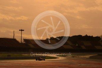 World © Octane Photographic Ltd. Formula 1 - Winter Test 2. Stoffel Vandoorne - McLaren Honda MCL32. Circuit de Barcelona-Catalunya. Tuesday 7th March 2017. Digital Ref :1784CB1D5543