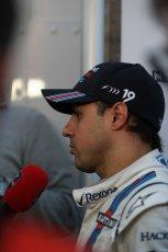 World © Octane Photographic Ltd. Formula 1 - Winter Test 2. Felipe Massa - Williams Martini Racing. Circuit de Barcelona-Catalunya. Tuesday 7th March 2017. Digital Ref: 1784LB1D3752