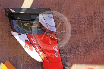 World © Octane Photographic Ltd. Formula 1 - Winter Test 1. Sebastian Vettel - Scuderia Ferrari SF70H. Circuit de Barcelona-Catalunya. Wednesday 1st March 2017. Digital Ref :1782CB1D4479