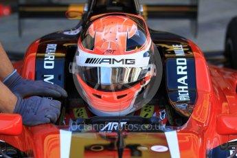 World © Octane Photographic Ltd. GP3 - Practice. George Russell - ART Grand PrIx. Circuit de Barcelona - Catalunya, Spain. Friday 12th May 2017. Digital Ref:1814CB1L8717