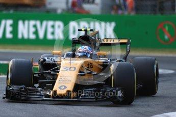 World © Octane Photographic Ltd. Formula 1 - Italian Grand Prix - Practice 2. Jolyon Palmer - Renault Sport F1 Team R.S.17. Monza, Italy. Friday 1st September 2017. Digital Ref: 1939LB1D2247