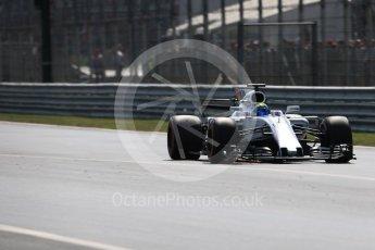 World © Octane Photographic Ltd. Formula 1 - Italian Grand Prix - Practice 2. Felipe Massa - Williams Martini Racing FW40. Monza, Italy. Friday 1st September 2017. Digital Ref: 1939LB1D2751