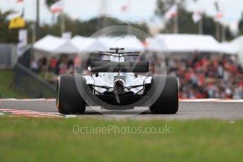 World © Octane Photographic Ltd. Formula 1 - Japanese Grand Prix - Saturday - Qualifying. Lewis Hamilton - Mercedes AMG Petronas F1 W08 EQ Energy+. Suzuka Circuit, Suzuka, Japan. Saturday 7th October 2017. Digital Ref:1977LB1D9325
