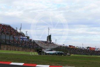 World © Octane Photographic Ltd. Formula 1 - Japanese Grand Prix - Saturday - Qualifying. Lewis Hamilton - Mercedes AMG Petronas F1 W08 EQ Energy+. Suzuka Circuit, Suzuka, Japan. Saturday 7th October 2017. Digital Ref:1977LB2D4553