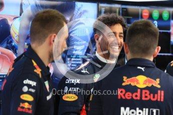 World © Octane Photographic Ltd. Formula 1 - Singapore Grand Prix - Practice 3. Daniel Ricciardo - Red Bull Racing RB13. Marina Bay Street Circuit, Singapore. Saturday 16th September 2017. Digital Ref:1962LB1D1255