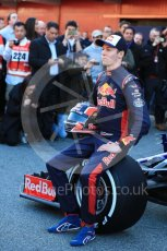 World © Octane Photographic Ltd. Scuderia Toro Rosso STR12 launch, Circuit de Barcelona-Catalunya. Sunday 26th February 2017. Digital Ref :1777LB1D7839