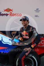 World © Octane Photographic Ltd. Scuderia Toro Rosso STR12 launch, Circuit de Barcelona-Catalunya. Sunday 26th February 2017. Digital Ref :1777LB1D7844