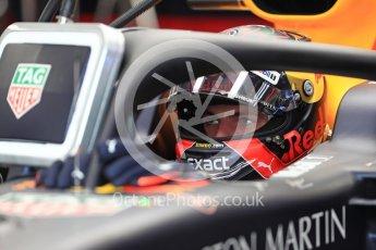 World © Octane Photographic Ltd. Formula 1 – Italian GP -Practice 3. Aston Martin Red Bull Racing TAG Heuer RB14 – Max Verstappen. Autodromo Nazionale di Monza, Monza, Italy. Saturday 1st September 2018.