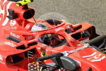 World © Octane Photographic Ltd. Formula 1 – Abu Dhabi GP - Practice 1. Scuderia Ferrari SF71-H – Kimi Raikkonen. Yas Marina Circuit, Abu Dhabi. Friday 23rd November 2018.