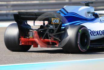 World © Octane Photographic Ltd. Formula 1 – Abu Dhabi GP - Practice 1. Williams Martini Racing FW41 – Lance Stroll. Yas Marina Circuit, Abu Dhabi. Friday 23rd November 2018.