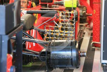 World © Octane Photographic Ltd. Formula 1 –  Abu Dhabi GP - Practice 1. Scuderia Ferrari SF71-H. Yas Marina Circuit, Abu Dhabi. Friday 23rd November 2018.