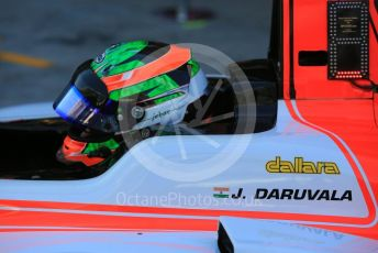 World © Octane Photographic Ltd. GP3 – Abu Dhabi GP – Practice. MP Motorsport - Jehan Daruvala. Yas Marina Circuit, Abu Dhabi. Friday 23rd November 2018.