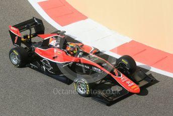 World © Octane Photographic Ltd. GP3 – Abu Dhabi GP – Practice. ART Grand Prix - Callum Illot. Yas Marina Circuit, Abu Dhabi. Friday 23rd November 2018.