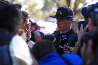 World © Octane Photographic Ltd. Formula 1 – Australian GP - Friday Melbourne Walk. Aston Martin Red Bull Racing TAG Heuer RB14 – Max Verstappen. Albert Park, Melbourne, Australia. Friday 23rd March 2018.