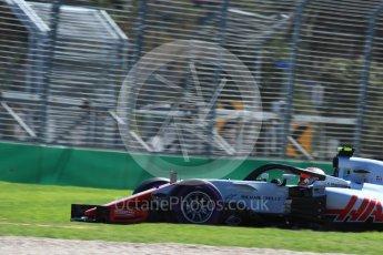 World © Octane Photographic Ltd. Formula 1 – Australian GP - Friday Practice 1. Haas F1 Team VF-18 – Kevin Magnussen. Albert Park, Melbourne, Australia. Friday 23rd March 2018.