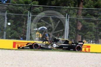 World © Octane Photographic Ltd. Formula 1 – Australian GP - Friday Practice 1. Renault Sport F1 Team RS18 – Carlos Sainz. Albert Park, Melbourne, Australia. Friday 23rd March 2018.