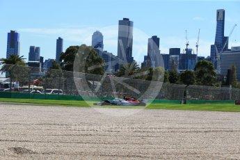 World © Octane Photographic Ltd. Formula 1 – Australian GP - Friday Practice 1. Alfa Romeo Sauber F1 Team C37 – Marcus Ericsson. Albert Park, Melbourne, Australia. Friday 23rd March 2018.