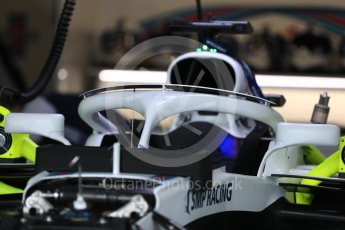 World © Octane Photographic Ltd. Formula 1 – Australian GP - Practice 3. Williams Martini Racing FW41. Albert Park, Melbourne, Australia. Saturday 24th March 2018.