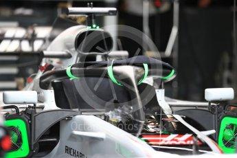 World © Octane Photographic Ltd. Formula 1 – Australian GP - Practice 3. Haas F1 Team VF-18. Albert Park, Melbourne, Australia. Saturday 24th March 2018.